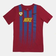 Nike Kids' Sportswear Jersey Football T-Shirt (Older Kids)