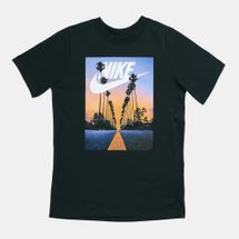 Nike Kids' Sportswear Palm Tree And Futura T-Shirt