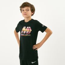 Nike Kids' Mercurial Dry 'The Stance' T-Shirt (Older Kids), 1712300