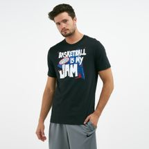Nike Men's Dry Basketball Jam T-Shirt