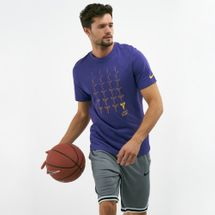 Nike Men's Dry Kobe Graphic Print T-Shirt
