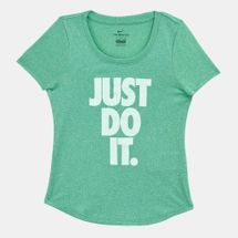 Nike Kids' Just Do It Training T-Shirt (Older Kids)