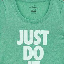 Nike Kids' Just Do It Training T-Shirt (Older Kids), 1712254