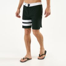 "Hurley Men's Phantom Block Party Solid 18"" Boardshorts"