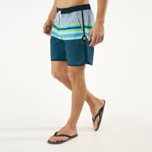 "Hurley Men's Phantom Zen Volley 17"" Boardshorts"