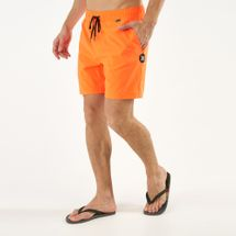 "Hurley Men's One And Only Volley 17"" Boardshorts"