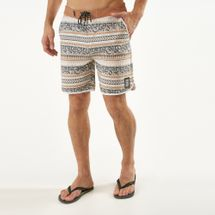 "Hurley Men's Cryptik Mana Beachside 18"" Boardshorts"