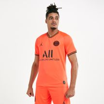 Nike Men's Paris Saint-Germain Breathe Stadium Away Jersey T-Shirt - 2019/20