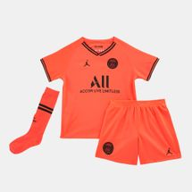 Nike Kids' Paris Saint-Germain Breathe Away Kit (Older Kids)