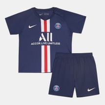 Nike Kids' Paris Saint-Germain Home Kit -2019/20 (Younger Kids)