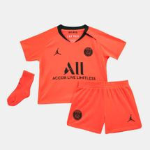 Nike Kids' Paris Saint-Germain Breathe Away Kit (Baby and Toddler)