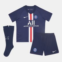 Nike Kids' Paris Saint-Germain Home Kit -2019/20 (Baby and Toddler)