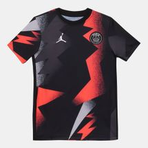 Nike Kids' Paris Saint-Germain Jersey (Older Kids)