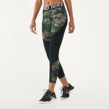 Nike Women's Pro Icon Clash 7/8 Camo Leggings