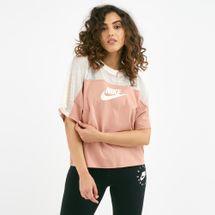 Nike Women's Sportswear Mesh T-Shirt