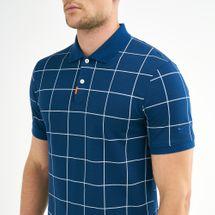 Nike Golf Men's Slim Grid Polo T-Shirt, 1739454