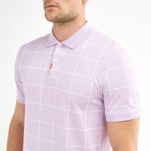 Nike Golf Men's Slim Grid Polo T-Shirt, 1739474