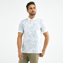 Nike Golf Men's Floral Polo