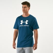 Under Armour Men's Sportstyle Logo T-Shirt