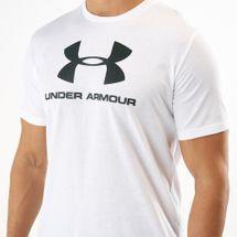Under Armour Men's Sportstyle Logo T-Shirt, 1505060