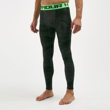 Under Armour Men's HeatGear Armour Printed Tights, 1732226