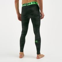 Under Armour Men's HeatGear Armour Printed Tights, 1732227
