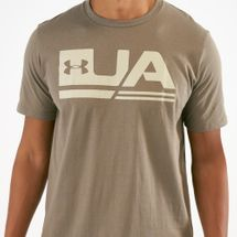 Under Armour Men's Sportstyle Dropped Hem T-Shirt, 1505080