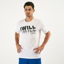 Under Armour Men's I Will 2.0 T-Shirt