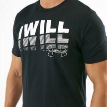 Under Armour Men's I Will 2.0 T-Shirt, 1505044