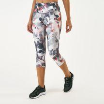 Under Armour Women's Fly Fast Printed Capri Leggings