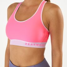 Under Armour Women's Armour Mid Sports Bra, 1612838