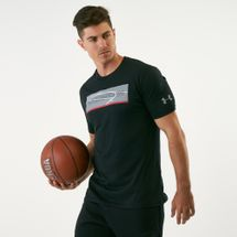 Under Armour Men's Baseline Graphic T-Shirt