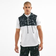 Under Armour Men's Pursuit Basketball Hooded Top Grey