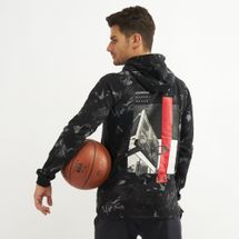 Under Armour Men's Baseline Fleece Graphic Hoodie