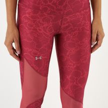 Under Armour Women's HeatGear® Armour Ankle Crop Print Leggings, 1617569
