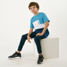 Under Armour Kids' Blocked Pocket T-Shirt (Older Kids), 1656029
