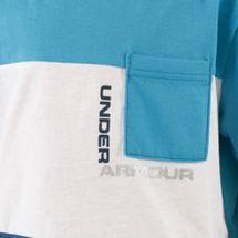 Under Armour Kids' Blocked Pocket T-Shirt (Older Kids), 1656030