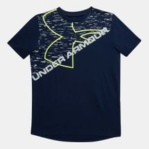 Under Armour Kids' Exploded Logo T-Shirt (Older Kids)
