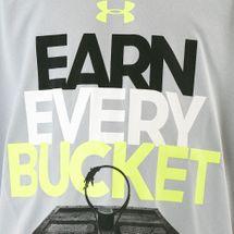 Under Armour Kids' Earn Every Bucket T-Shirt (Older Kids), 1656026