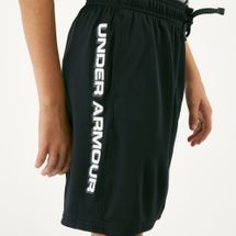 Under Armour Kids' Prototype Wordmark Shorts (Older Kids), 1712131