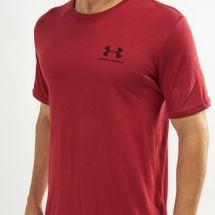 Under Armour Men's Sportstyle Left Chest T-Shirt, 1489995