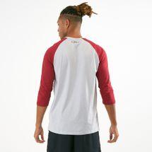 Under Armour Men's Sportstyle Left Chest 3/4 T-Shirt, 1504990