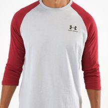Under Armour Men's Sportstyle Left Chest 3/4 T-Shirt, 1504992