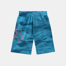 Under Armour Kids' Renegade 2.0 Jacquard Shorts (Older kids), 1712137