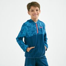 Under Armour Kids' Sackpack ½ Zip Jacket (Older Kids)