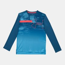Under Armour Kids' Sun Long Sleeve Shirt (Older Kids)