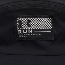 Under Armour Men's Run Crew 3.0 Cap - Black, 1506884