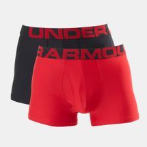 Under Armour Men's 3 Inch Seam Briefs (2 Pack)