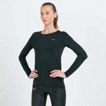 Under Armour Women's HeatGear® Armour Long Sleeved T-Shirt