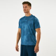 Under Armour Men's Tech 2.0 Printed T-Shirt